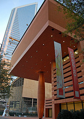 The new Bechtler Museum of Modern Art