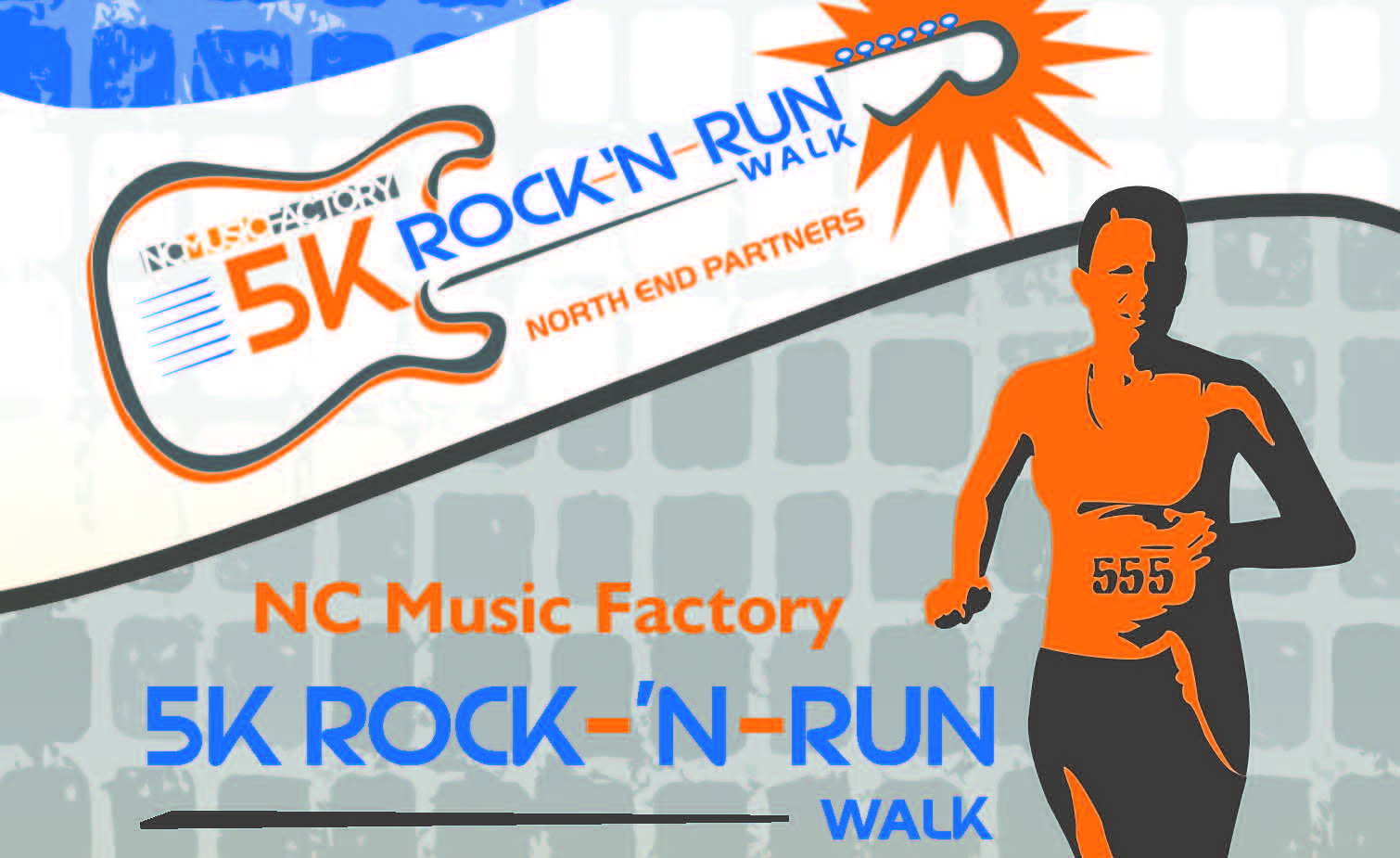 Rock N Run Image for CLT Blog
