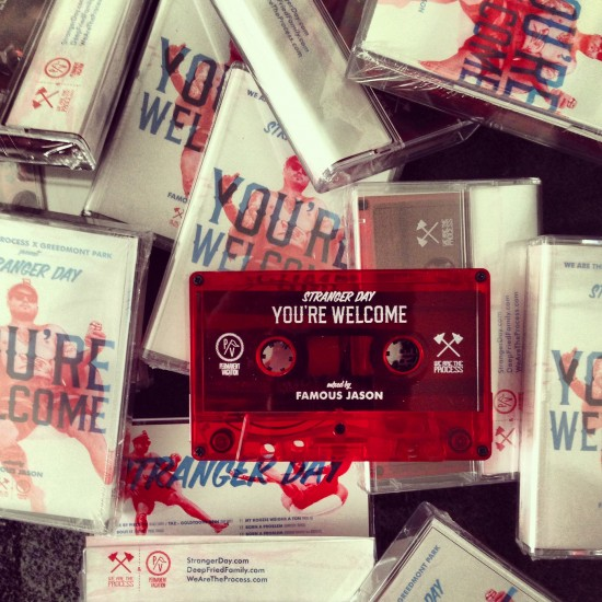 You're Welcome Cassette Tapes